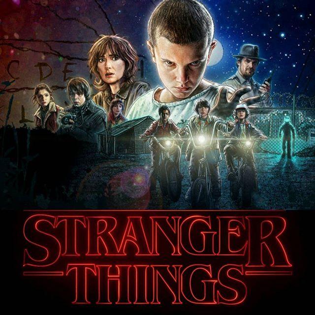 Stranger Things 1×08