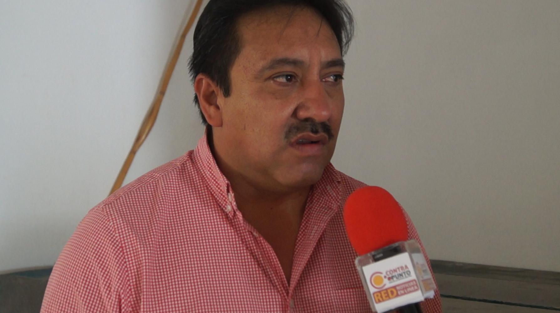 "Reynaldo Tapia Valadez, ""El Papis"", exalcalde de Allende."