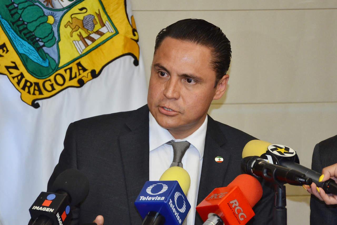 José Luis Pliego Corona, Secretario de Seguridad Pública.