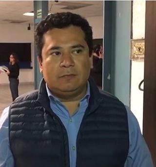 Reyes Flores Hurtado delegado del Gobierno Federal
